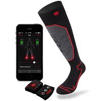 Beheizbare Socken zum Skifahren