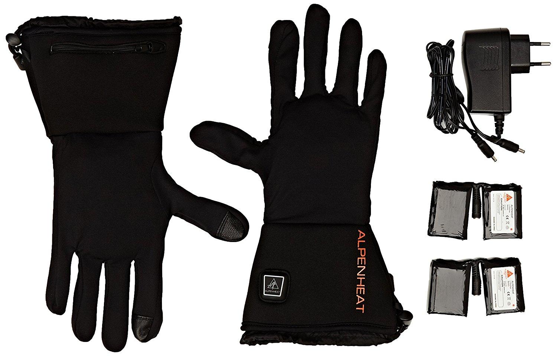 Alpenheat beheizbare Handschuhe - unsere Empfehlung