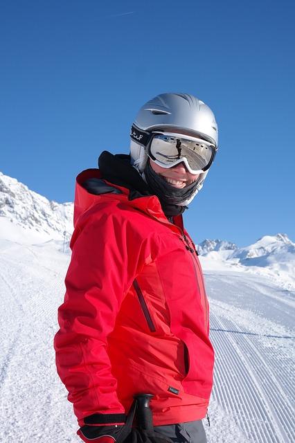 Beheizbare Unterwäsche ist besonders beim Wintersport gefragt